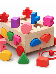 cheap -Building Blocks Shape Sorter Toy compatible Legoing Fun Classic Girls' Toy Gift