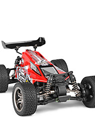 cheap -RC Car WLtoys 12401 2.4G Buggy (Off-road) / Off Road Car / Racing Car 1:12 Brush Electric 45 km/h Remote Control / RC / Rechargeable / Electric