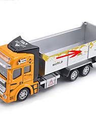 Недорогие -Игрушечные машинки Мотоспорт Строительная техника Пожарная машина Автоцистерна для полива Универсальные Мальчики Игрушки Подарок