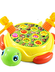 cheap -Gopher Game Whac-a-mole Plastics Wood Fun Cool Electric Large Size Kid's Toys Gifts