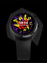 Недорогие -Муж. Смарт Часы Цифровой силиконовый Черный Цифровой Черный