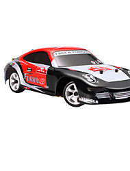 cheap -RC Car WLtoys K969 2.4G Buggy (Off-road) / Car / Drift Car 1:28 Brush Electric 30 km/h Remote Control / RC / Rechargeable / Electric