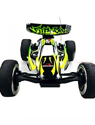 cheap -RC Car WLtoys 2307 4 Channel 2.4G Buggy (Off-road) / Off Road Car / Drift Car 1:24 Variable Speeds / Remote Control / RC / Rechargeable
