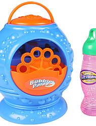 Недорогие -Мыльные пузыри Электрическая машина для поклонения Удар пузырей Электрический Пластик 1 pcs Детские Взрослые Игрушки Подарок