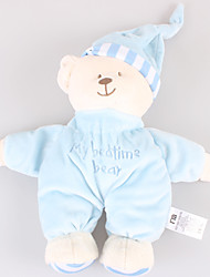 cheap -Cute Fun Teddy Bear Puppets Stuffed Animal Plush Toy Kid's Baby Gift