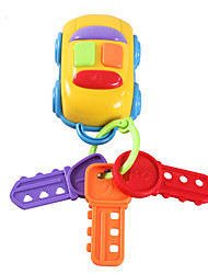 Недорогие -Аксессуары для кукольного домика Обучающая игрушка Автомобиль Пластик для Детские Мальчики