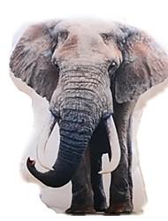 Недорогие -Подушка Подушки Мягкие и плюшевые игрушки Слон Утка Собаки Животные Веселье Большой размер Детские Универсальные Игрушки Подарок