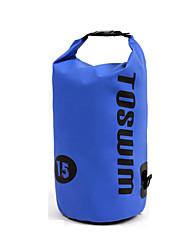 Недорогие -TOSWIM 25 L Водонепроницаемый сухой мешок Водонепроницаемость для Плавание