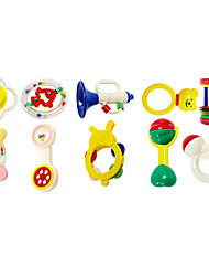 abordables -Accessoire de Maison de Poupées Jouet Educatif Amusement Plastique Classique Enfant Bébé Jouet Cadeau