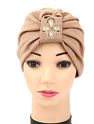cheap -Women's Hat Flower Plastic Film Fabric Floppy Hat-Patchwork Mixed Color Spring &  Fall Summer Fuchsia Khaki Royal Blue