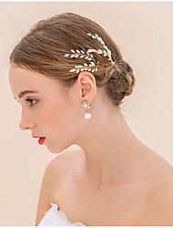 Недорогие -Европа и Соединенные Штаты внешней торговли моды темперамент шутник простой ручной волос женский ручной намотки лист использованием a0138
