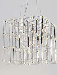 cheap -UMEI™ 50 cm Designers Chandelier Metal Stainless Steel Modern Contemporary 110-120V / 220-240V