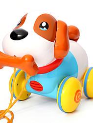 Недорогие -Аксессуары для кукольного домика Собаки Машина Smart Электрический умный Пластик Назначение Детские