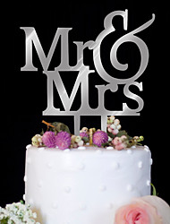 cheap -Cake Topper Birthday Wedding High Quality Plastic Birthday Party Evening with 1 PVC Bag
