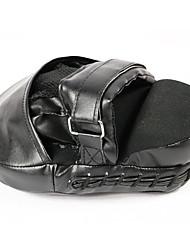 cheap -Curved Boxing Monkey Face Hand Target Thai Boxing Fist Squat Training Taekwondo Foot Target Boxing Target
