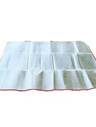 Недорогие -Sheng yuan Пикник Одеяло На открытом воздухе Походы Влагонепроницаемый 150*200 cm Отдых и Туризм На открытом воздухе для Серебряный