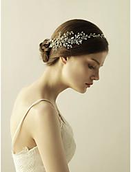 cheap -Rhinestone Tiaras / Headbands with 1 Wedding / Special Occasion / Anniversary Headpiece