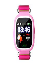 Недорогие -Муж. Смарт Часы Цифровой силиконовый Синий / Оранжевый / Розовый Цифровой Оранжевый Синий Розовый
