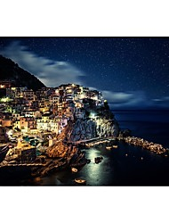 cheap -1000 pcs Ship Jigsaw Puzzle Adult Puzzle Jumbo Wooden Night Light Adults' Toy Gift