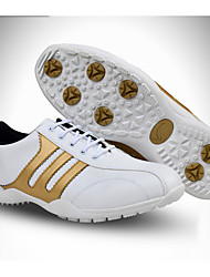 cheap -Men's Golf Shoes Breathable Golf Cushioning Wearable Sporty Golf Spring Summer Fall