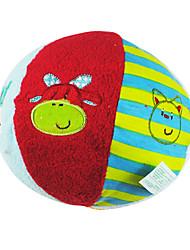 cheap -Cute Fun Circular Balls Puppets Stuffed Animal Plush Toy Kid's Baby Gift