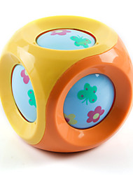 cheap -Balls Dollhouse Accessory Educational Toy Square Plastics Baby Gift