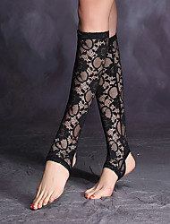 cheap -Belly Dance Stockings Women's Training Lace Socks