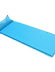 cheap -Sheng yuan Self-Inflating Sleeping Pad Make It Double Outdoor Camping Waterproof Warm Moistureproof Camping / Hiking Outdoor for 1 person Pale Blue Orange red Sky Blue / Envelope / Rectangular Bag