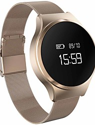 cheap -Indear YYA68 Men Smart Bracelet Smartwatch Android iOS Bluetooth Waterproof Heart Rate Monitor Blood Pressure Measurement Touch Screen Calories Burned Pulse Tracker Pedometer Activity Tracker Sleep