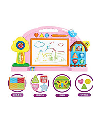 cheap -Drawing Toy Drawing Tablet Magnetic Easel Magnetic Plastics for Kid's