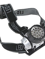 cheap -Headlamps 600 lm LED LED Emitters 4 Mode Emergency Super Light Camping / Hiking / Caving Everyday Use Cycling / Bike / Aluminum Alloy