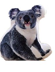 Недорогие -Подушка Подушки Мягкие и плюшевые игрушки Утка Собаки Лев Животные Веселье Большой размер Детские Универсальные Игрушки Подарок