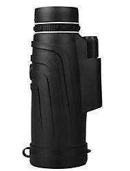 cheap -50X52 Monocular Telescope Lens  Clip  Tripod HD Travel Universal For Mobile Phones
