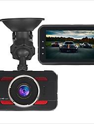 Недорогие -Y80 1080p HD Автомобильный видеорегистратор 170° Широкий угол 3 дюймовый Капюшон с G-Sensor / Режим парковки / Обноружение движения Нет Автомобильный рекордер / Циклическая запись / Фотография