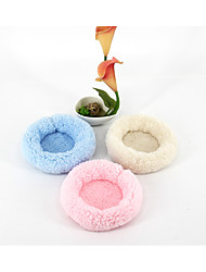 cheap -Rodents Mouse Hamster Bed Beds Cotton Blue Pink Beige