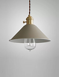 cheap -1-Light MAISHANG® 20.5 cm Adjustable / Designers Flush Mount Lights Metal Modern Contemporary 110-120V / 220-240V