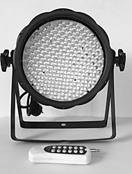 cheap -25 W 177 LED Beads Dimmable Sound-Activated Remote-Controlled LED Stage Lights RGB 85-265 V Picture Wall Commercial