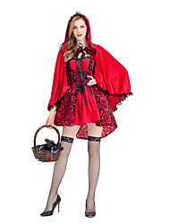 cheap -Oktoberfest / Beer Cosplay Cosplay Costume Masquerade Adults' Women's Halloween Carnival Festival / Holiday Elastane Tactel Women's Carnival Costumes Other Vintage / Cloak