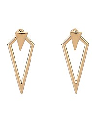 cheap -Women's Drop Earrings Classic Fashion Earrings Jewelry Gold / Silver For Party Gift Evening Party Stage