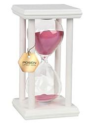 Недорогие -«Песочные часы» «Песочные часы» деревянный Стекло Универсальные Игрушки Подарок