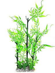 cheap -Fish Tank Aquarium Decoration Fish Bowl Plants Artificial Plants Resin Plastic 31*16 cm