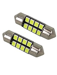 cheap -Truck / Car Light Bulbs 1 W SMD LED 89 lm LED Interior Lights For