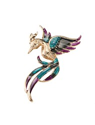 cheap -Brooches Animal Classic Brooch Jewelry Assorted Color For Christmas Party Birthday Ceremony Evening Party