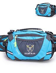 Недорогие -Рюкзаки Беговой пакет 10 L для Йога Бег Шоссейные велосипеды Альпинизм Спортивные сумки Велоспорт Баскетбол / Футбол / Футбол / Волейбол / Бейсбол Отдых и туризм Полиэстер / Хлопок Все Сумка для бега