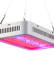 cheap -Grow Light LED Plant Growing Light Fixture LED 85-265V 21000 lm Recessed Retrofit 400 LED Beads SMD 5730 Waterproof Warm White Red Purple RoHS
