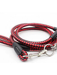 cheap -Collar Leash Portable Safety Geometry Nylon