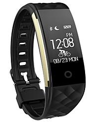 Недорогие -Смарт-браслет iOS Android GPS Сенсорный экран Пульсомер Защита от влаги Израсходовано калорий Педометры Медиа контроль Регистрация