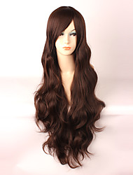 cheap -Cosplay Wigs Brown Cosplay Curly Lolita Wig 34 inch Cosplay Wigs Wig Halloween Wigs