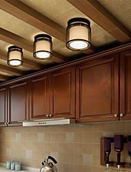 cheap -1-Light Mini Modern Simple Ceiling Lamp Flush Mount Lights Entry Hallway Game Room Kitchen Light Fixture