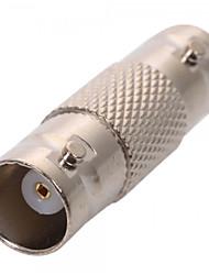 Недорогие -Коннектор 10Pcs BNC Female Coax Cable Coupler Adapter Connector for CCTV RG59 RG60 для Безопасность системы 5*12cm 0.005kg